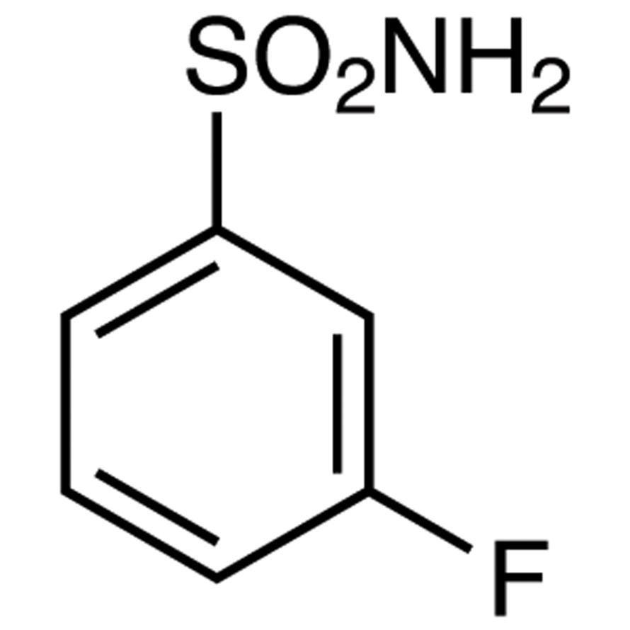 3-Fluorobenzenesulfonamide