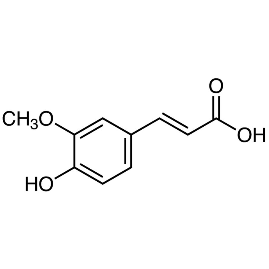 trans-Ferulic Acid (purified by sublimation)