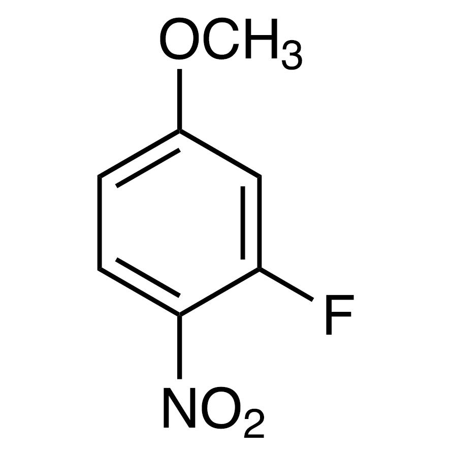 2-Fluoro-4-methoxy-1-nitrobenzene