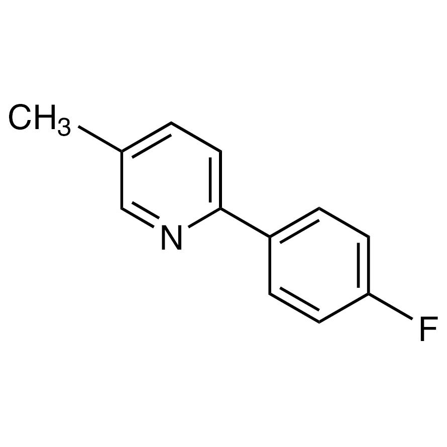 2-(4-Fluorophenyl)-5-methylpyridine