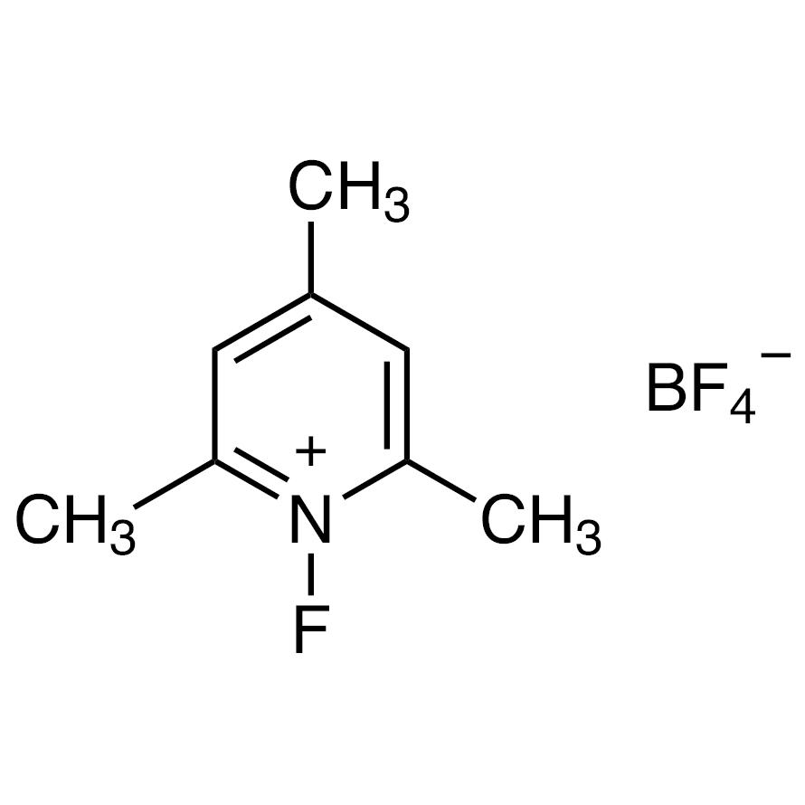 1-Fluoro-2,4,6-trimethylpyridinium Tetrafluoroborate