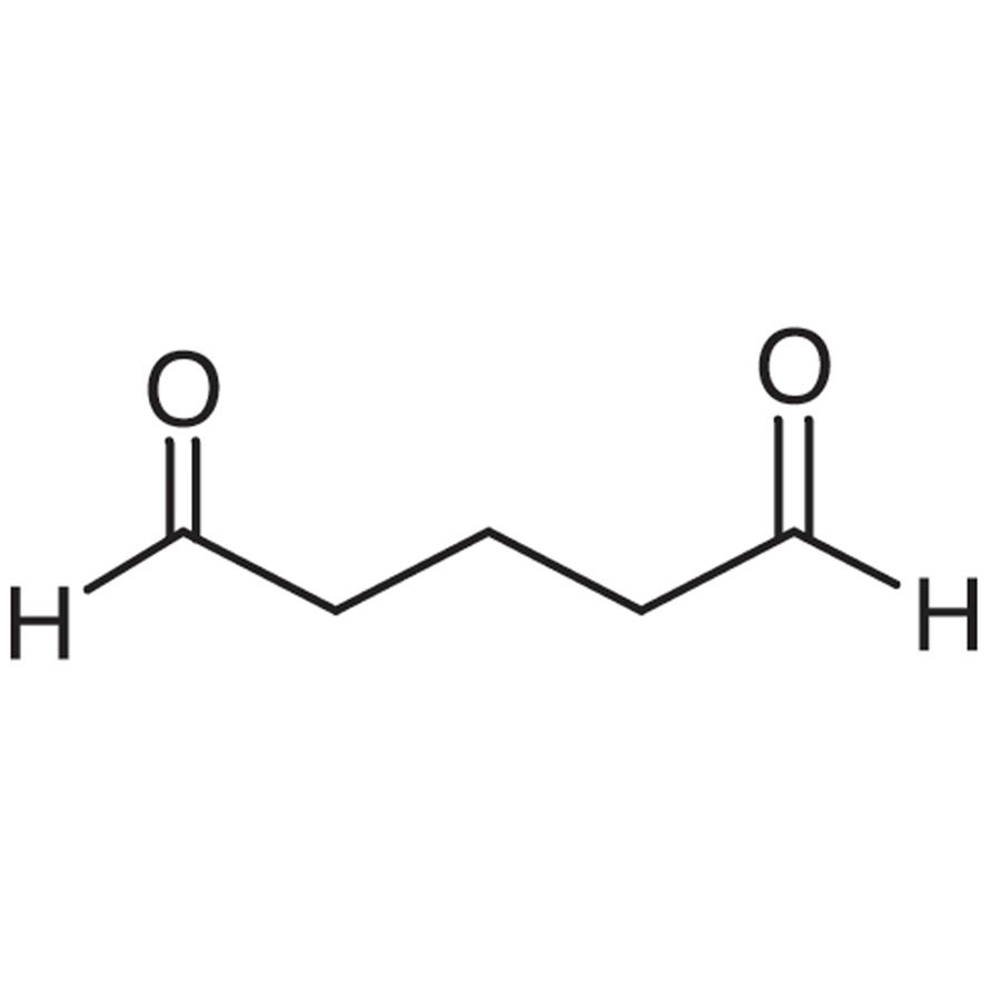 Glutaraldehyde (ca. 50% in Water, ca. 5.6mol/L)