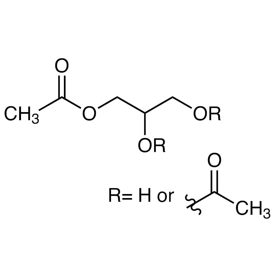 Diacetin (contains Mono-, Tri-, Glycerol)