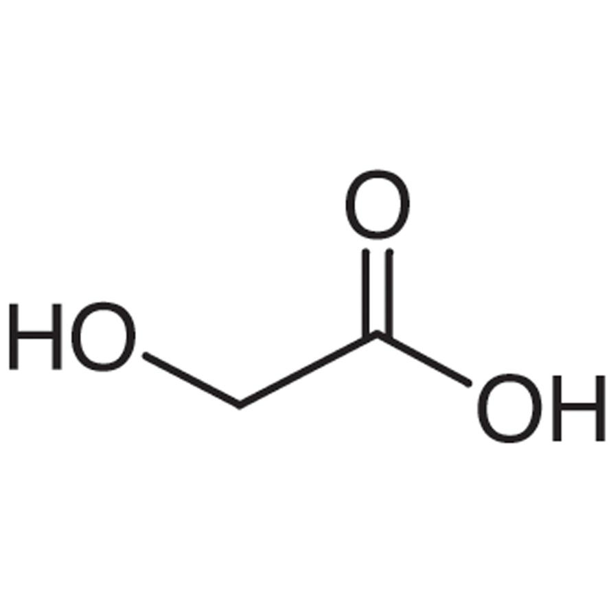 Glycolic Acid (ca. 70% in Water, ca. 12mol/L)