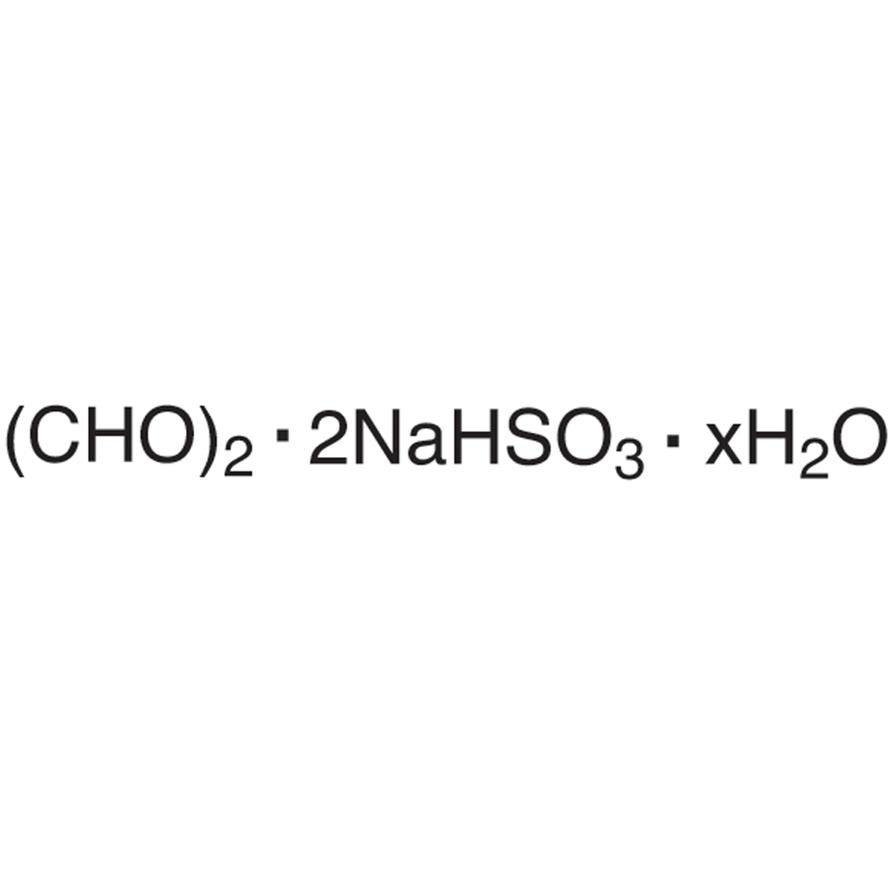 Glyoxal Sodium Bisulfite Hydrate (contains oligomers)