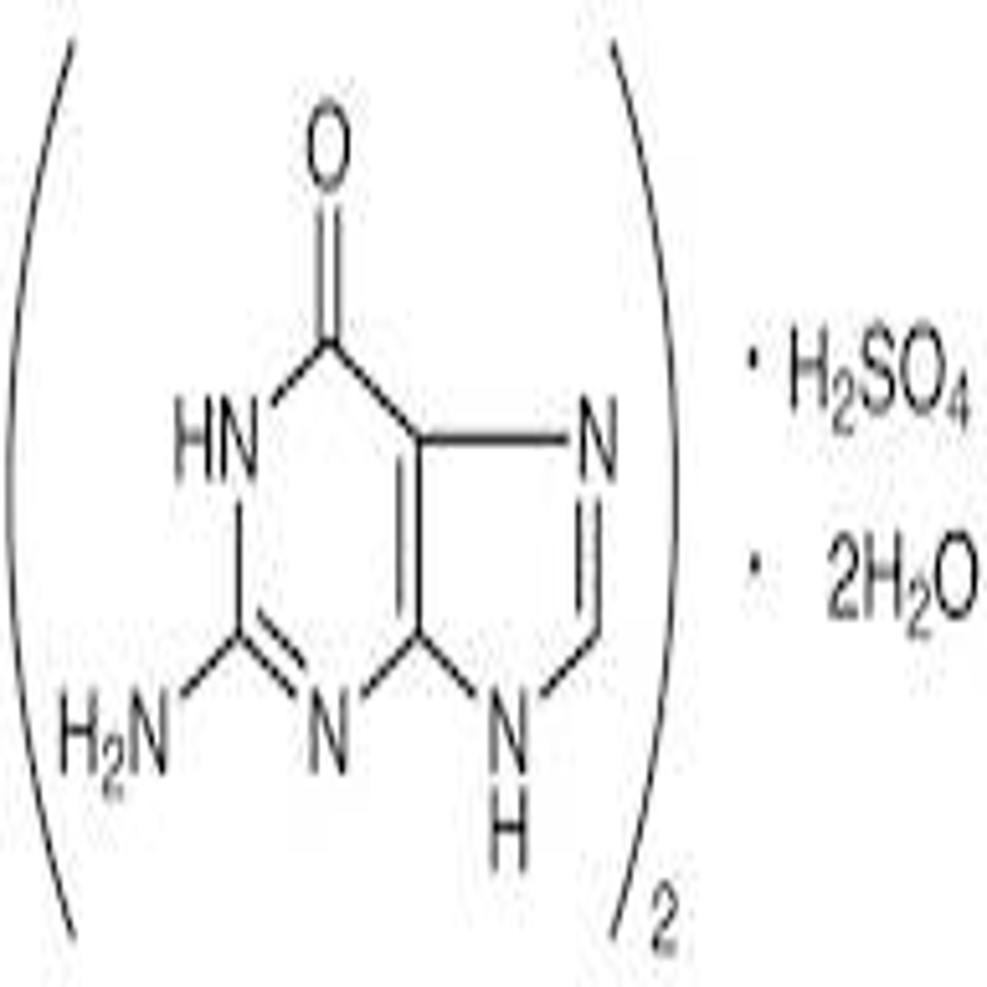 Guanine Sulfate Dihydrate