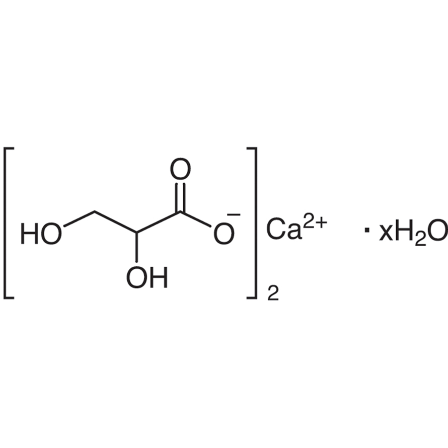 Calcium DL-Glycerate Hydrate