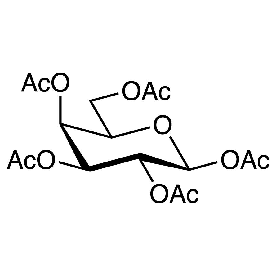 Penta-O-acetyl--D-galactopyranose