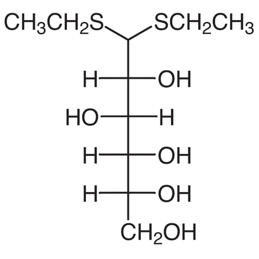 D-Glucose Diethyl Mercaptal