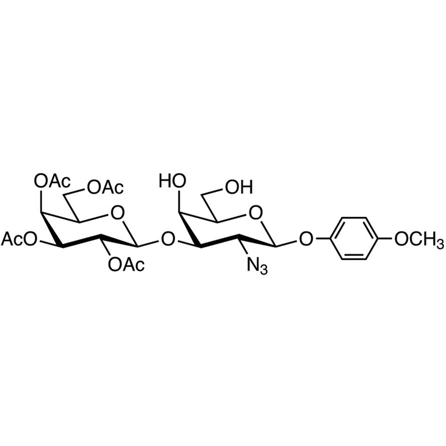 Gal[2346Ac](1-3)GalN3--MP