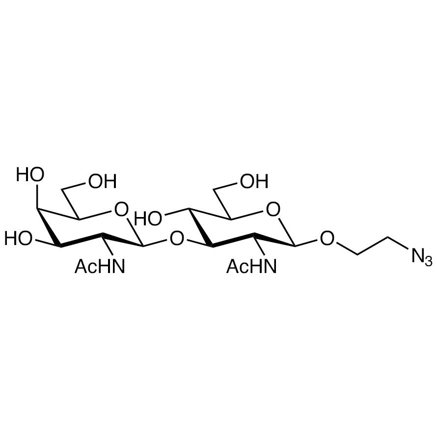 GalNAc(1-3)GlcNAc--ethylazide