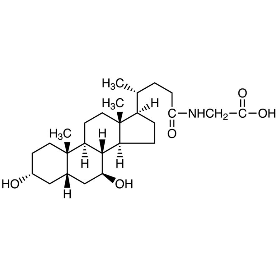Glycoursodeoxycholic Acid