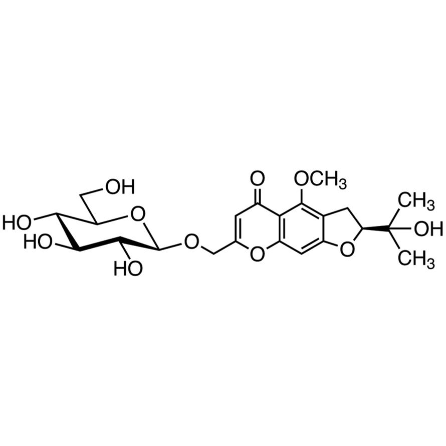 prim-O-Glucosylcimifugin