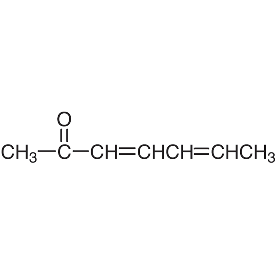 2,4-Heptadien-6-one (stabilized with HQ)