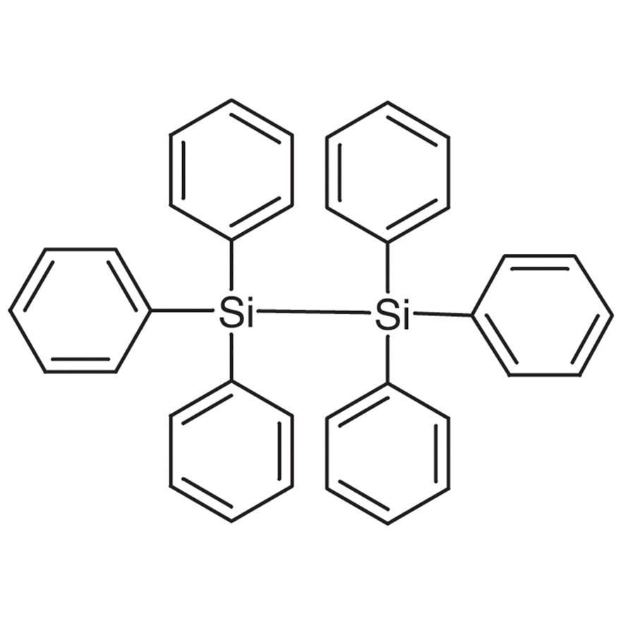 Hexaphenyldisilane