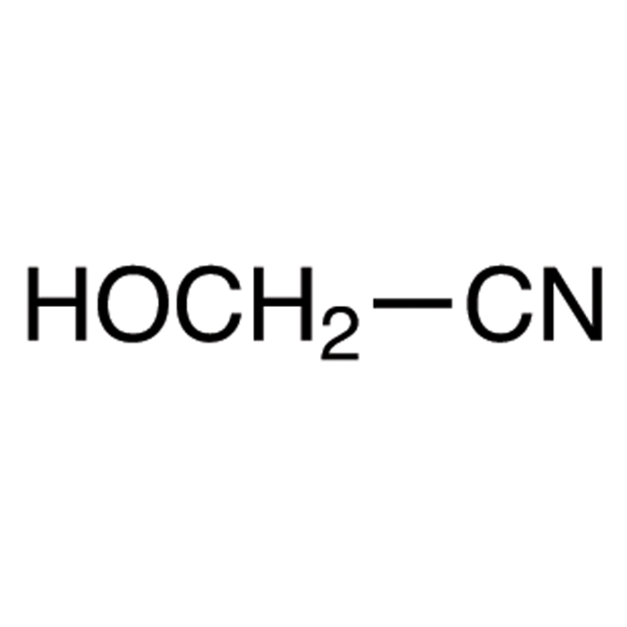 Glycolonitrile (ca. 52% in Water, ca. 9.7mol/L) (stabilized with H2SO4)