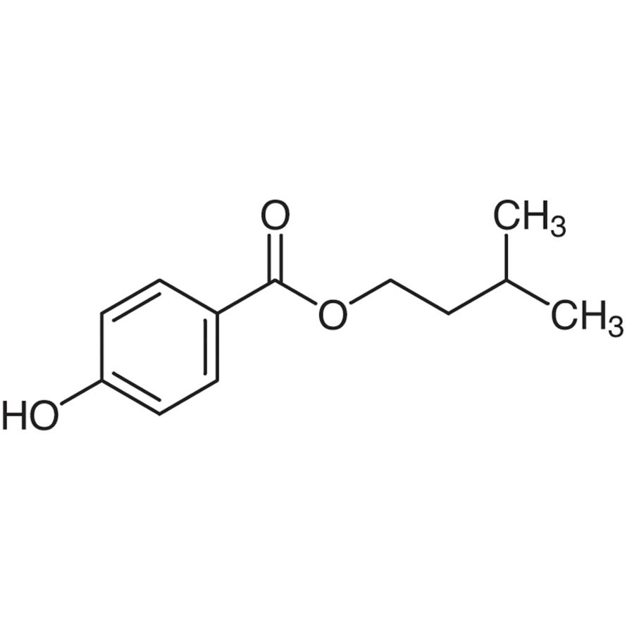 Isoamyl 4-Hydroxybenzoate