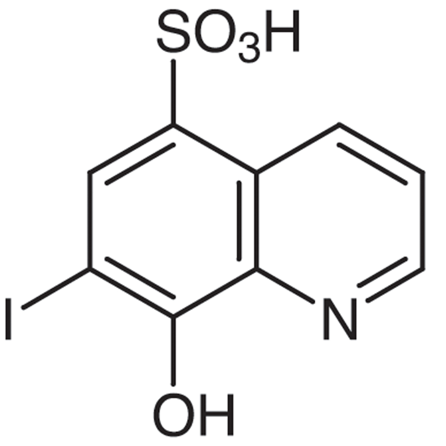 8-Hydroxy-7-iodoquinoline-5-sulfonic Acid