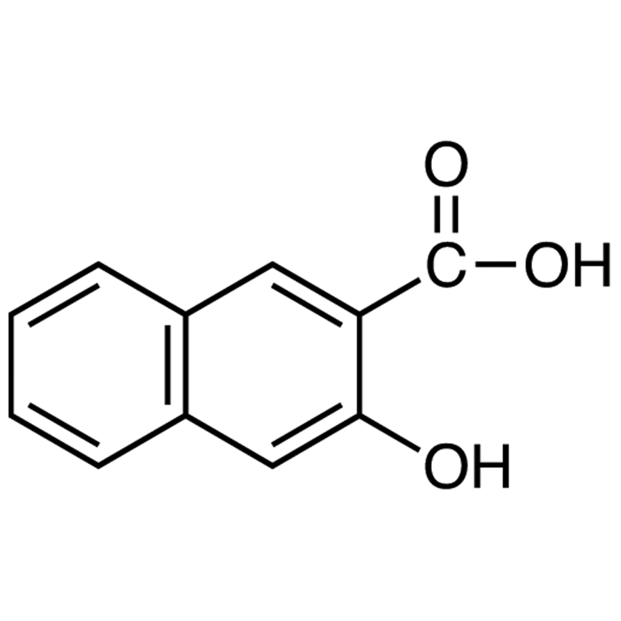 3-Hydroxy-2-naphthoic Acid