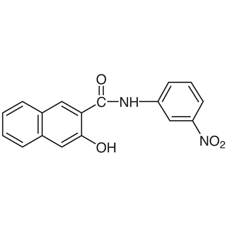 3-Hydroxy-3'-nitro-2-naphthanilide