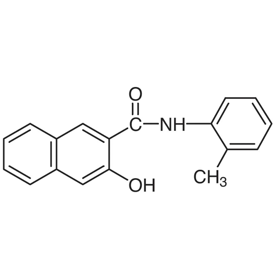 3-Hydroxy-2'-methyl-2-naphthanilide