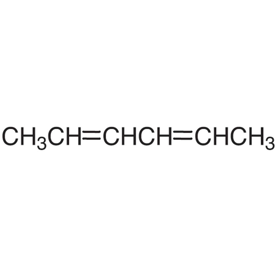 2,4-Hexadiene (mixture of isomers)