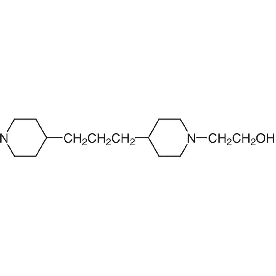 1-[N-(2-Hydroxyethyl)-4'-piperidyl]-3-(4'-piperidyl)propane