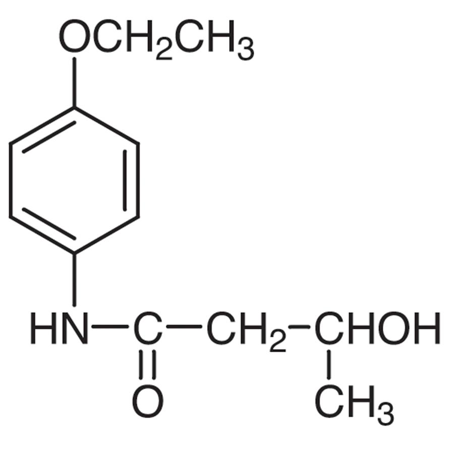 3-Hydroxy-p-butyrophenetidine