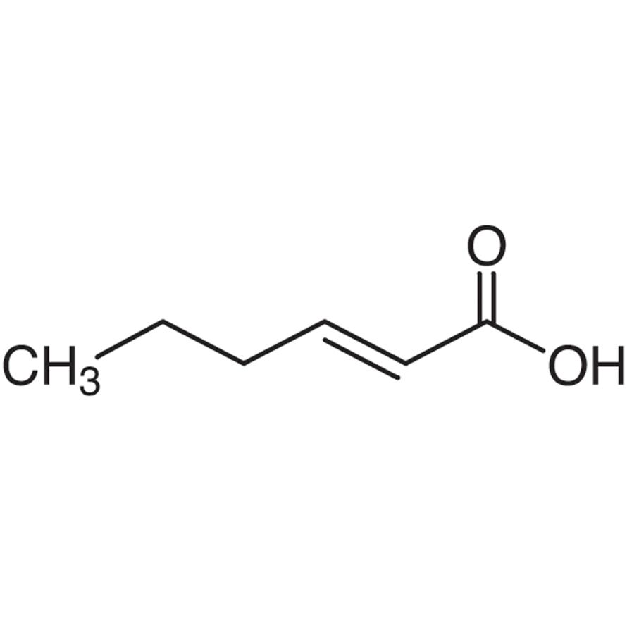 trans-2-Hexenoic Acid