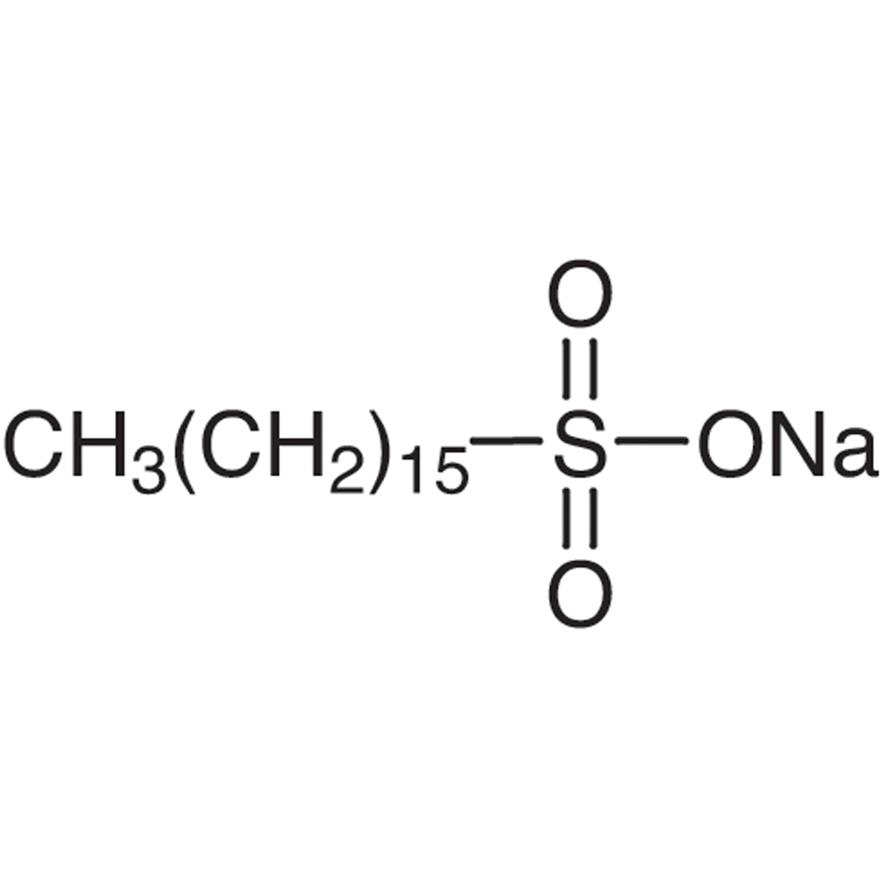 Sodium 1-Hexadecanesulfonate