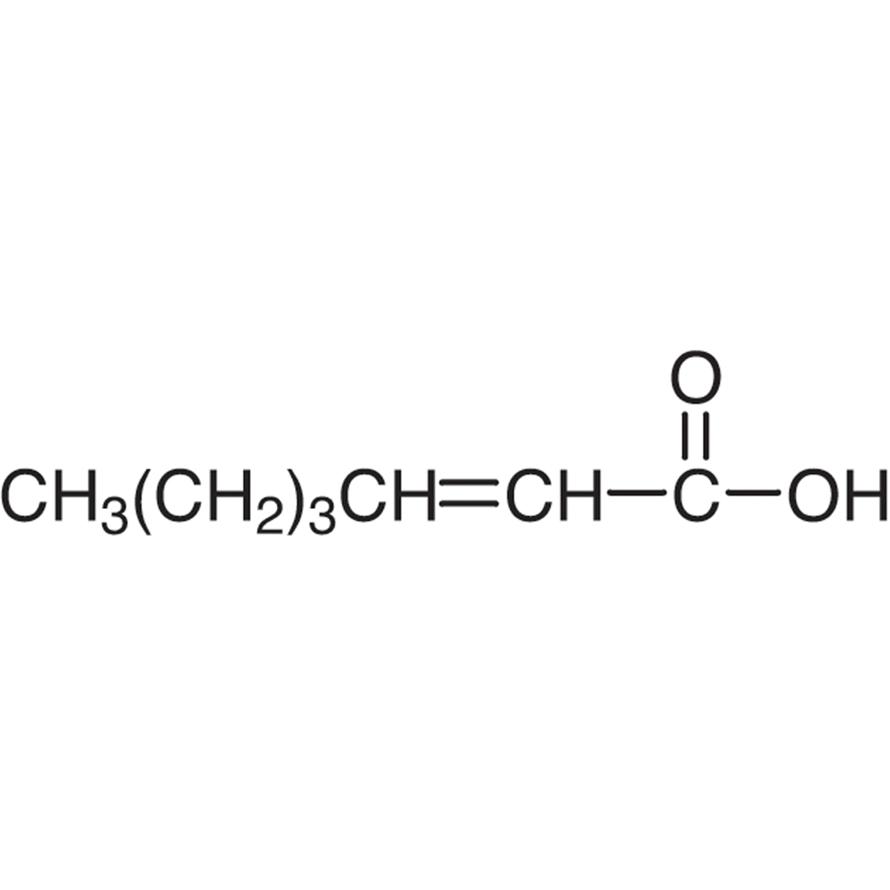 2-Heptenoic Acid (contains 3-Heptenoic Acid)