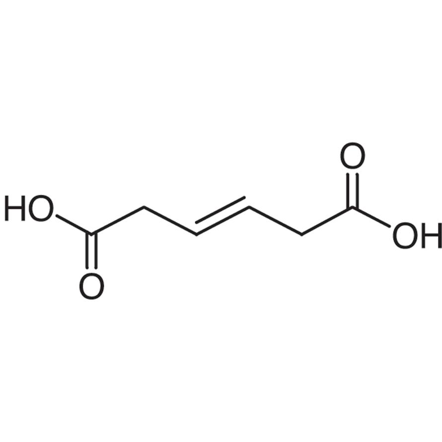 trans-3-Hexenedioic Acid