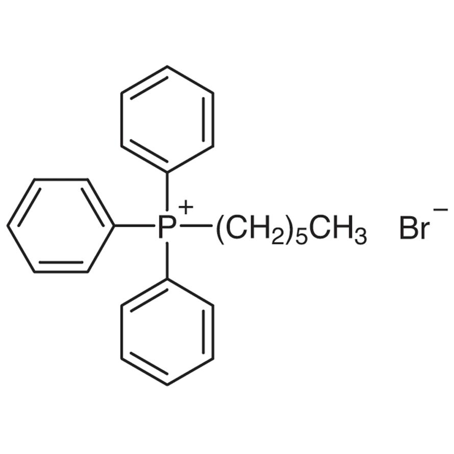 Hexyltriphenylphosphonium Bromide
