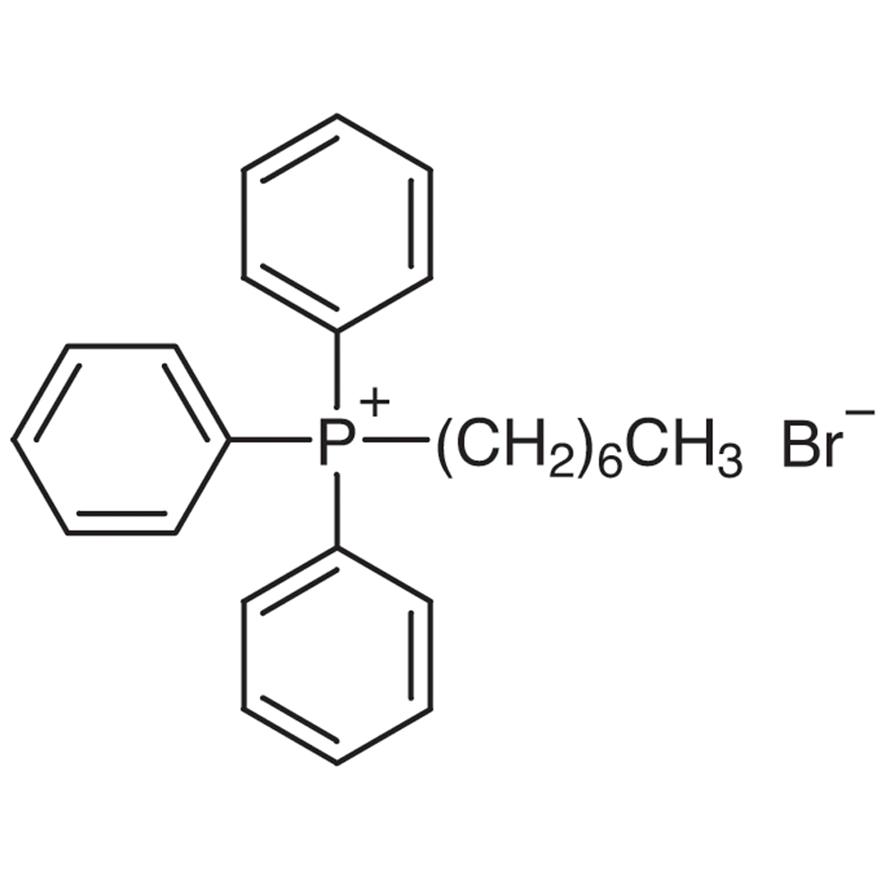 Heptyltriphenylphosphonium Bromide