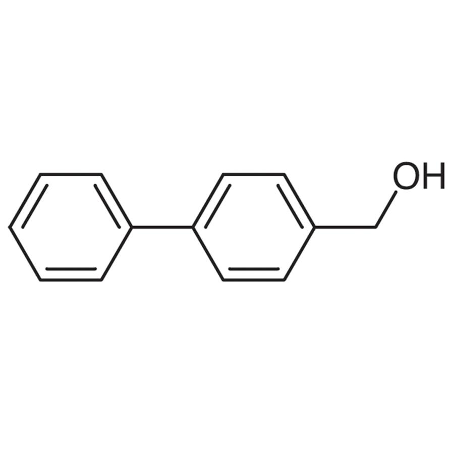 4-Hydroxymethylbiphenyl