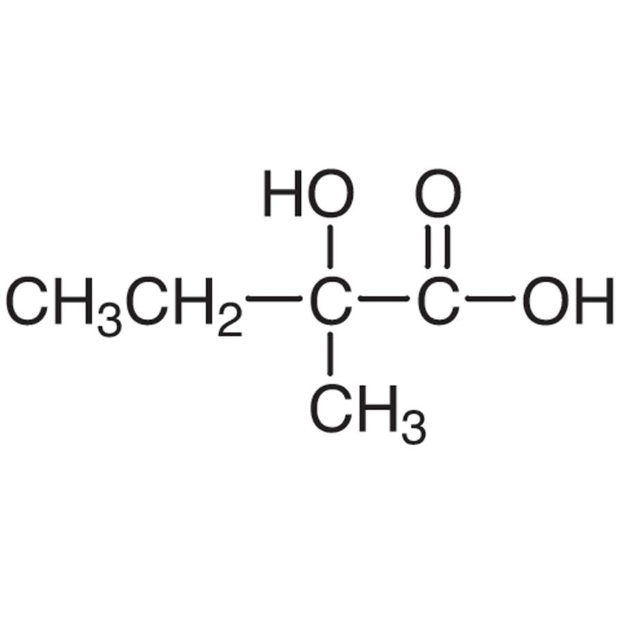 2-Hydroxy-2-methylbutyric Acid