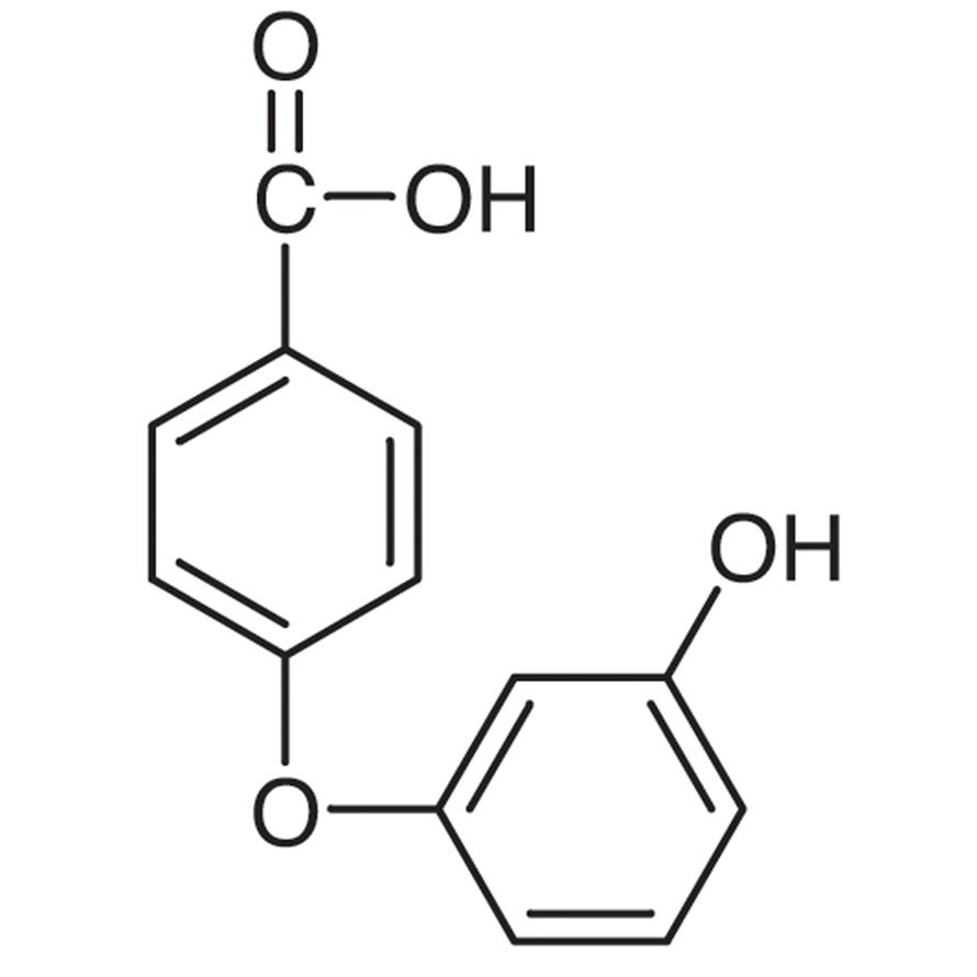 4-(3-Hydroxyphenoxy)benzoic Acid