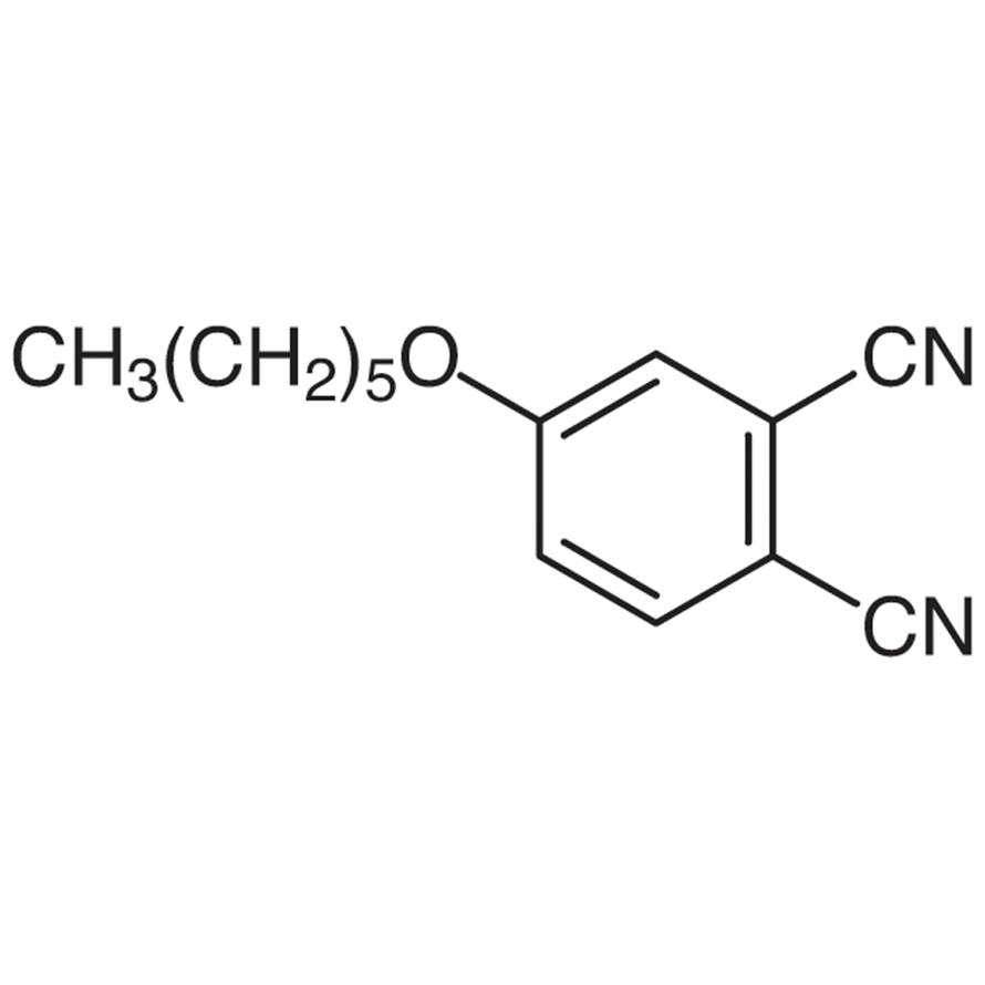 4-Hexyloxyphthalonitrile