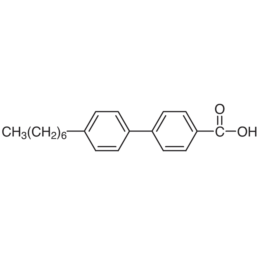 4-(4-Heptylphenyl)benzoic Acid