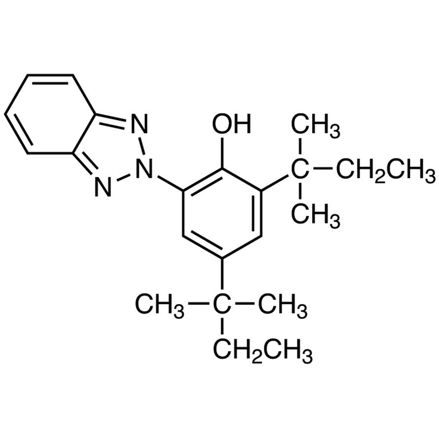 2-(3,5-Di-tert-amyl-2-hydroxyphenyl)benzotriazole