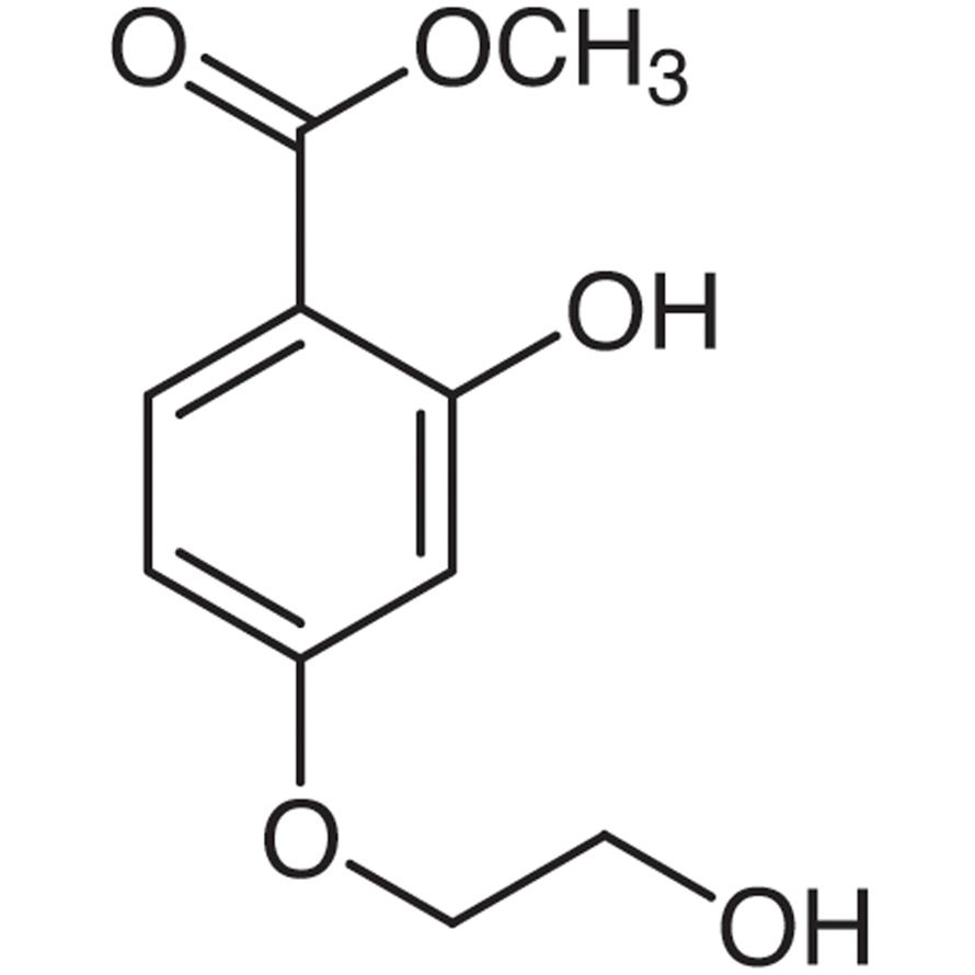 Methyl 4-(2-Hydroxyethoxy)salicylate