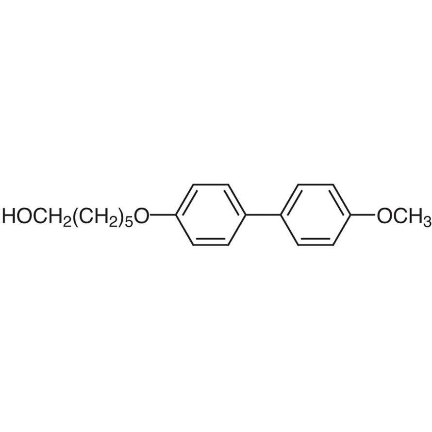 4-(6-Hydroxyhexyloxy)-4'-methoxybiphenyl