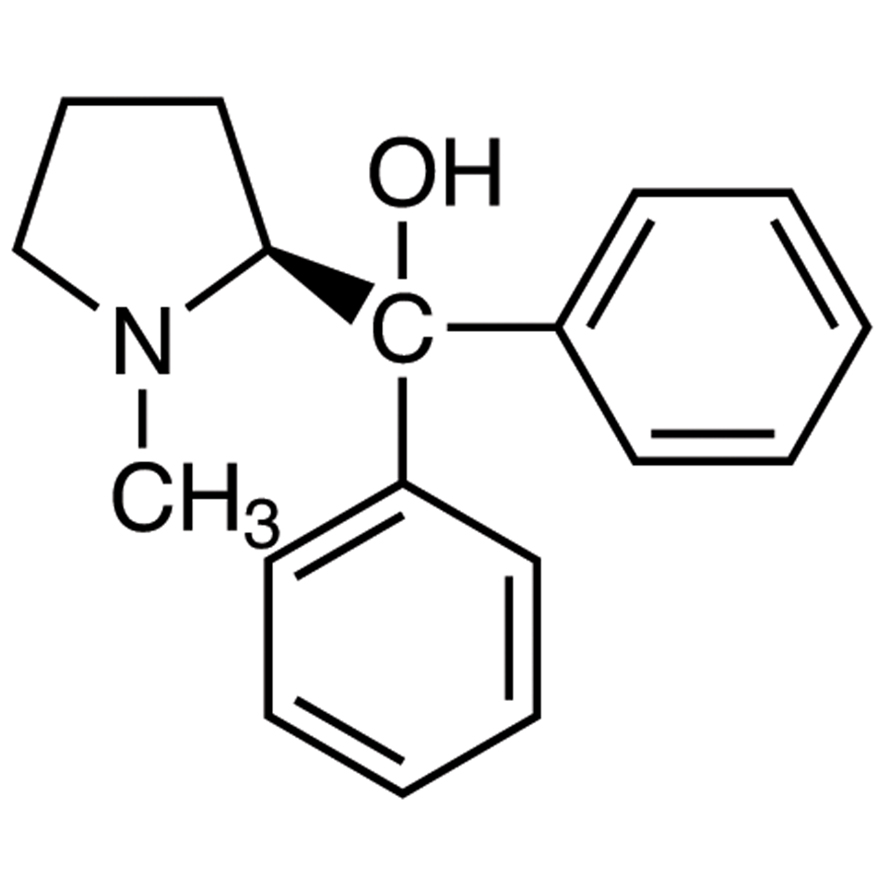 (S)-(+)-2-[Hydroxy(diphenyl)methyl]-1-methylpyrrolidine