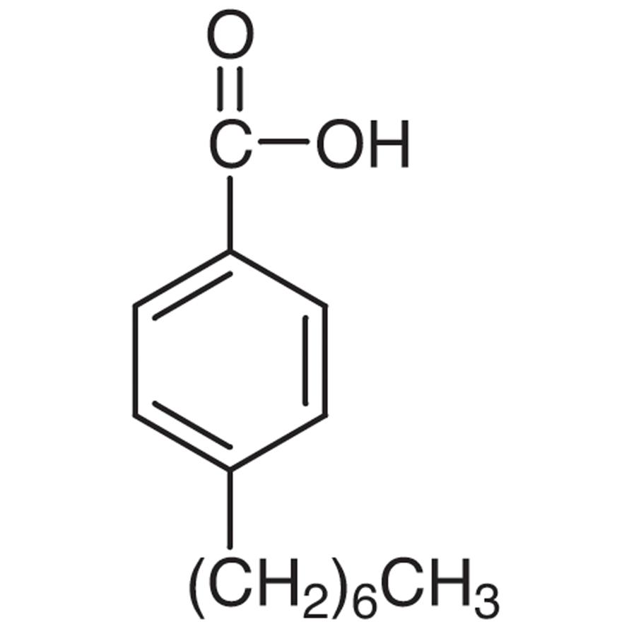 4-Heptylbenzoic Acid