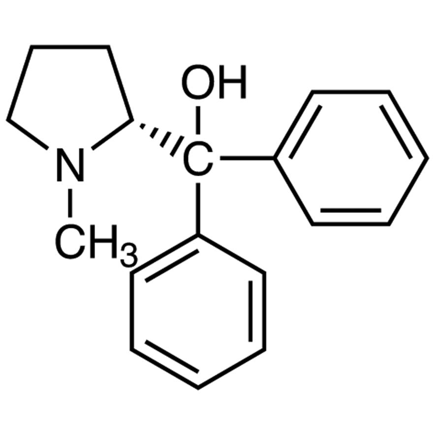 (R)-(-)-2-[Hydroxy(diphenyl)methyl]-1-methylpyrrolidine