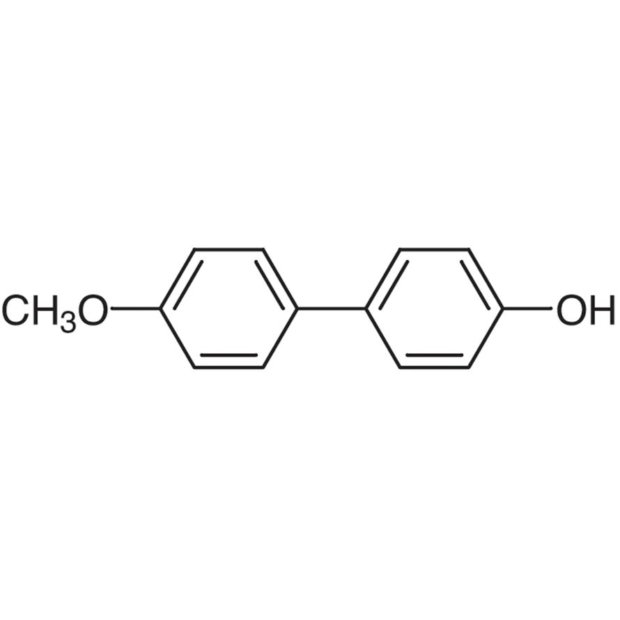 4-Hydroxy-4'-methoxybiphenyl