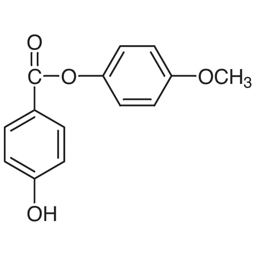 4-Methoxyphenyl 4-Hydroxybenzoate