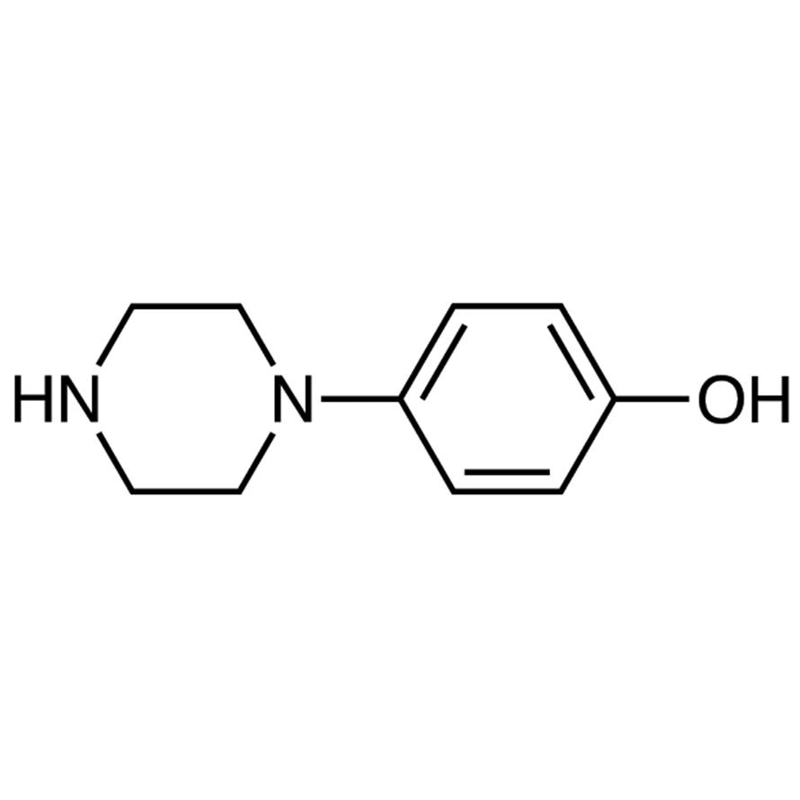 1-(4-Hydroxyphenyl)piperazine