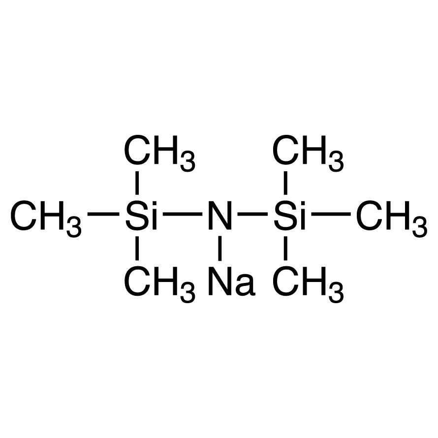 Sodium Bis(trimethylsilyl)amide (contains 2-Methyl-2-butene) (38% in Tetrahydrofuran, ca. 1.9mol/L)