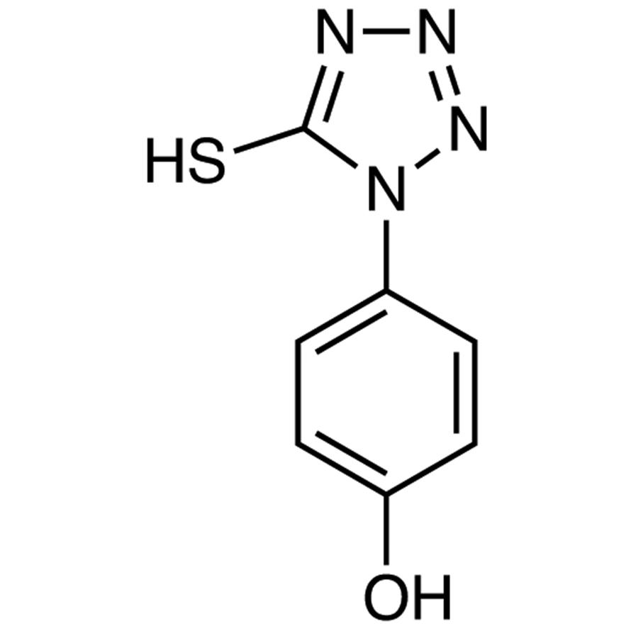 1-(4-Hydroxyphenyl)-5-mercapto-1H-tetrazole